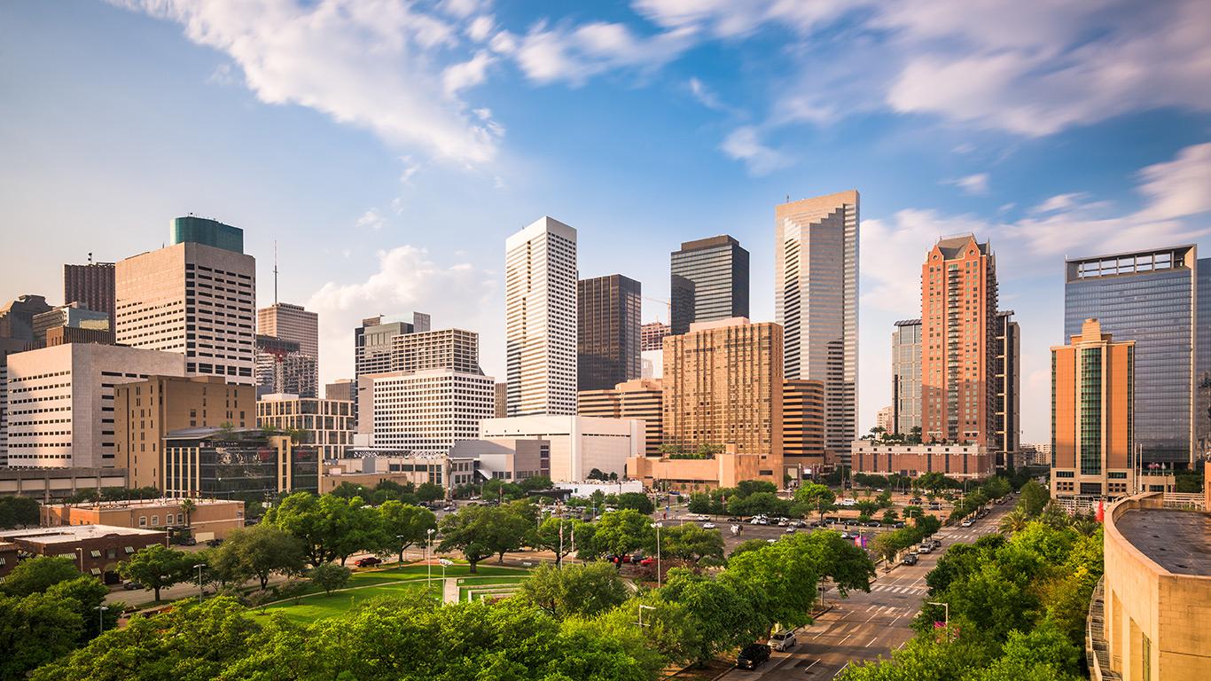 Houston: A Hub for Logistics & Warehousing