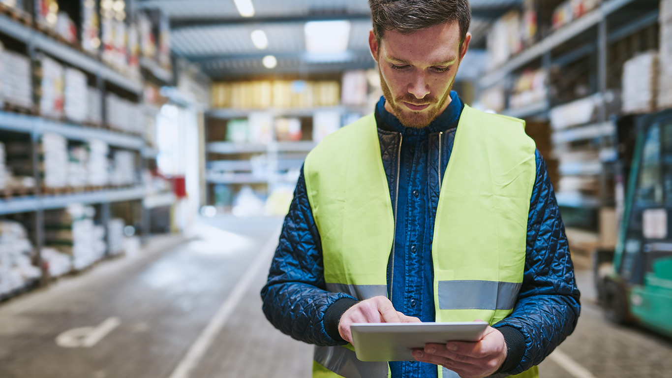 The AWI Guide to Advanced Warehouse Management Systems