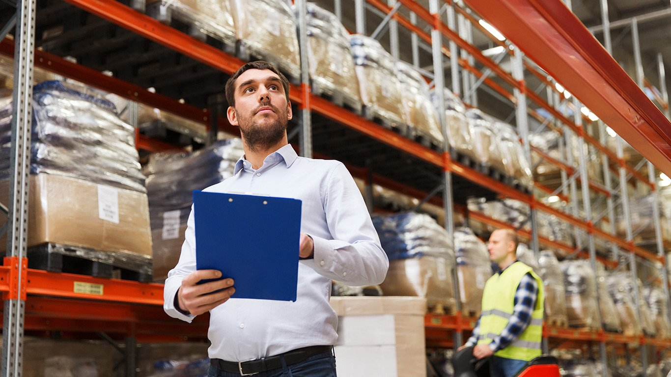 What Are the Costs of Warehousing in Houston?