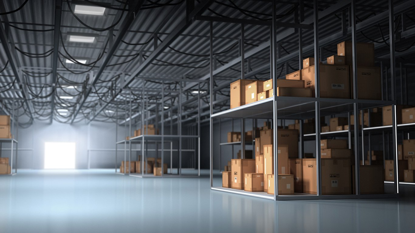 What Is Public Warehousing?